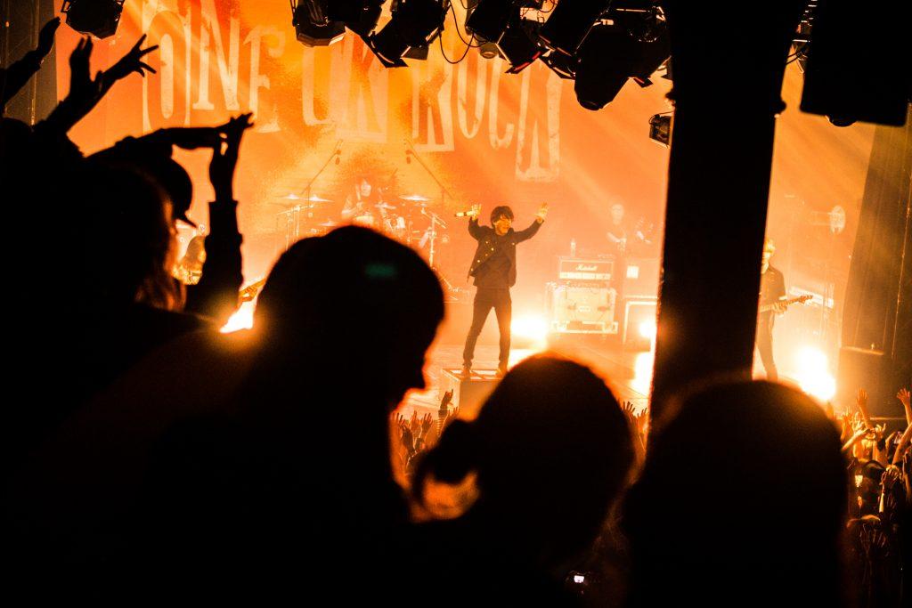 One OK Rock bespeelt zowel arena's als Melkweg met gemak