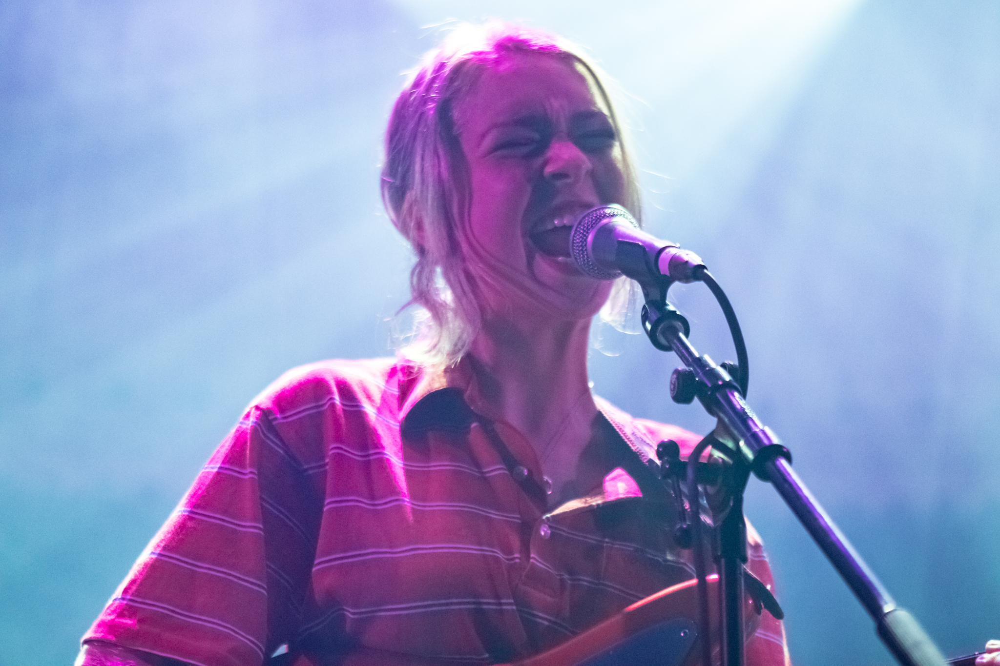 Snail Mail in Paradiso