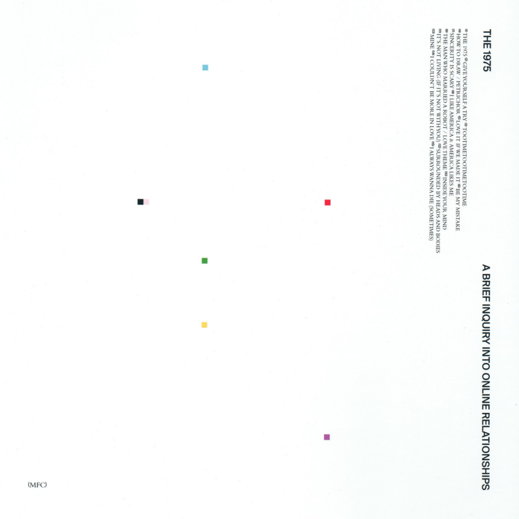 The 1975: A Brief Inquiry Into Online Relationships