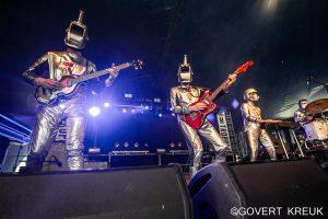 Les Robots / Govert Kreuk