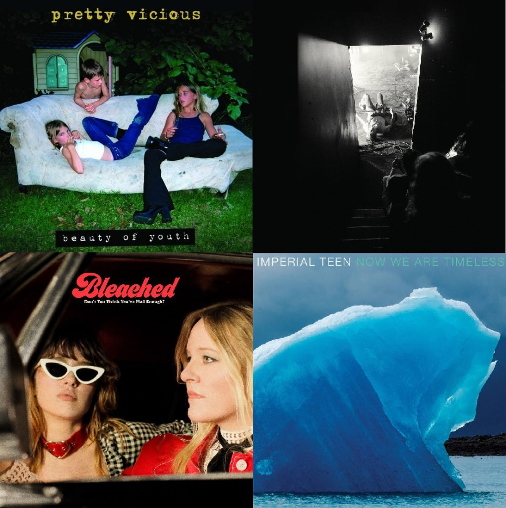 Albums week 28: Pretty Vicious, Metz, Bleached, Sunsleeper en Imperial Teen