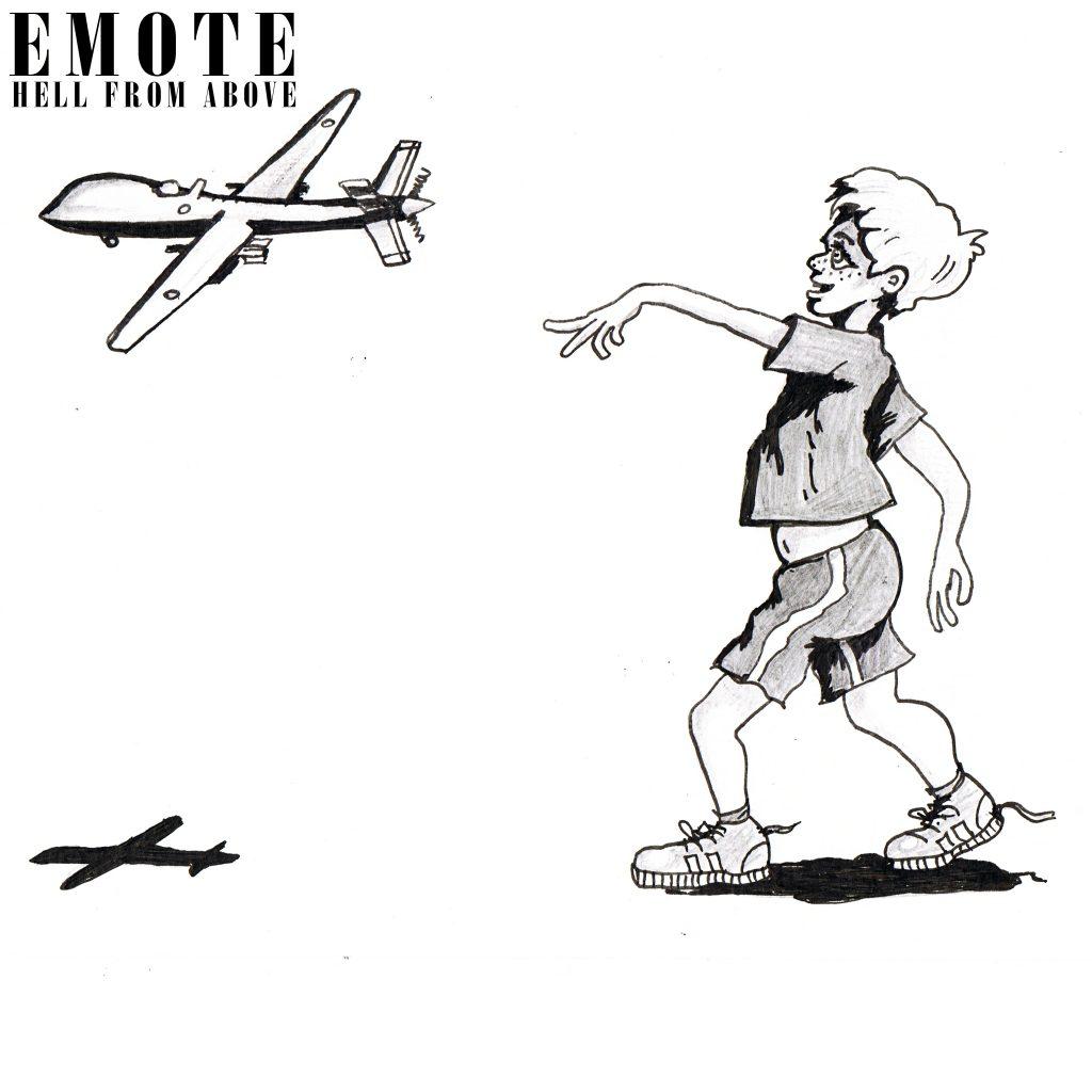 Interview: Emote is klaar om een boodschap te vertellen met Hell from Above