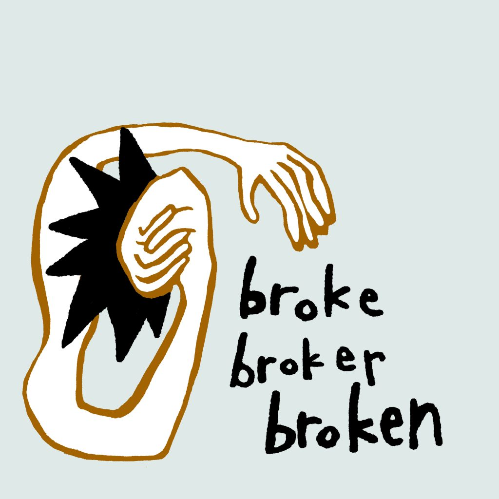Wasted Youth Club: Broke, Broker, Broken