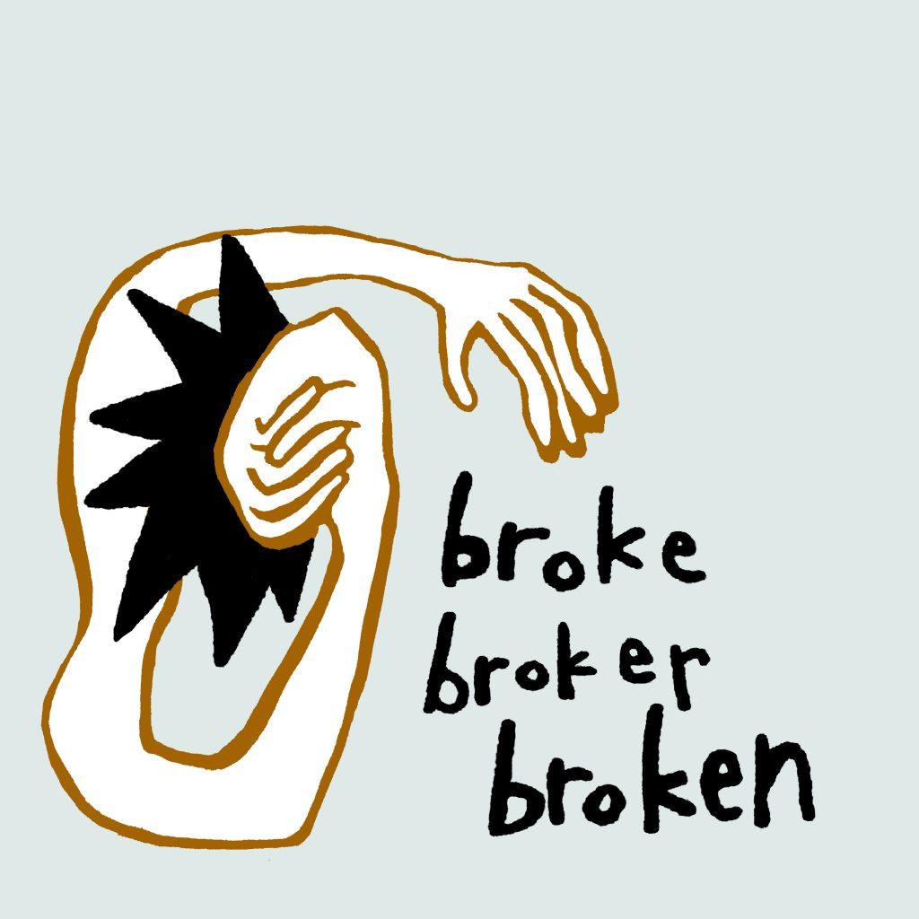Wasted Youth Club: Broke, Broker, Broken