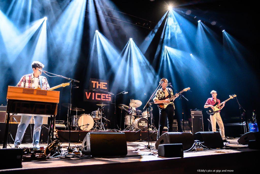 ViceFest in Oosterpoort : een dynamische avond waarbij The Vices laten zien klaar te zijn voor meer